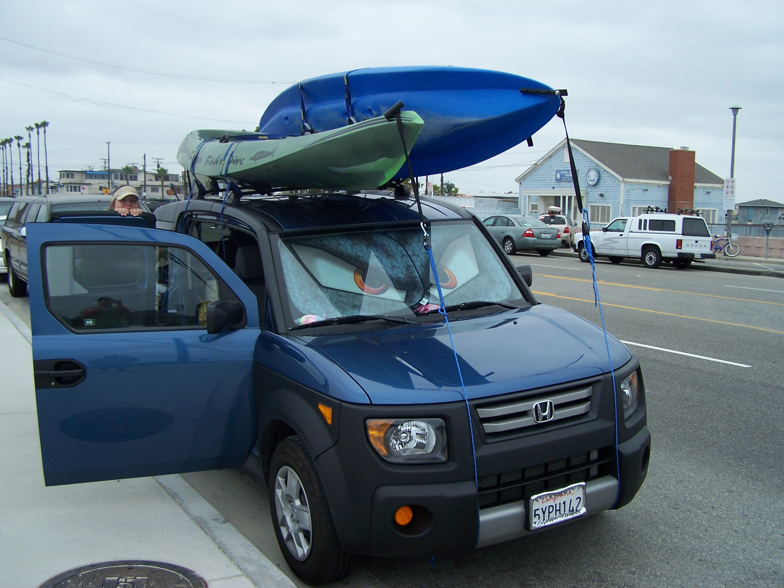 Moab Kayak Ideas Needed Honda Element Owners Club Forum